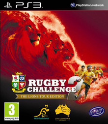Rugby Challenge 2 The Lions Tour Edition (PS3)