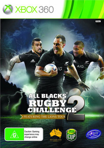 Rugby Challenge 2 The Lions Tour Edition (X360)