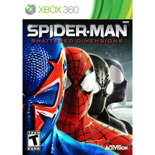 Spider-Man Shattered Dimensions (X360)