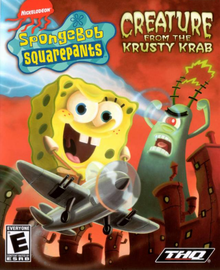 SpongeBob SquarePants: Creature from the Krusty Krab Nighty Nightmare (PC)