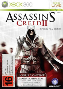 Assassin's Creed II - Special Lineage Film Edition (X360)