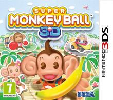 Super Monkey Ball (3DS)