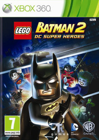 LEGO Batman 2: DC Super Heroes (X360)