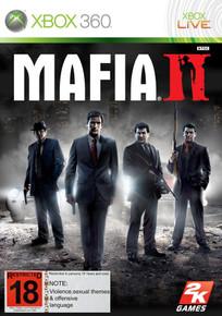 Mafia II Collectors Edition (X360)