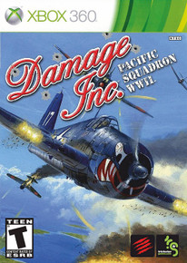 Damage Inc - Pacific Squadron WWII (X360)