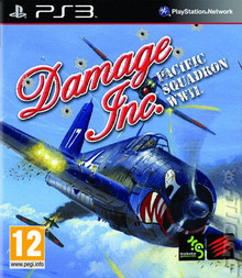 Damage Inc - Pacific Squadron WWII (PS3)