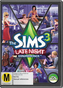 The Sims 3: Late Night Expansion (PC, Mac)