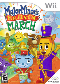 Major Minor's Majestic March (Wii)
