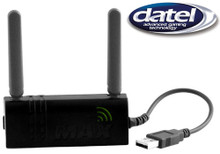 Datel Wireless N Network Adaptor - Black (X360)
