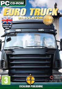 Euro Truck Simulator Gold (PC)