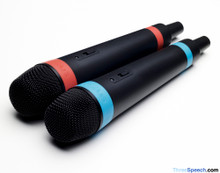SingStar Wireless Microphones (PS3)
