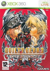 Guilty Gear 2 Overture (X360)
