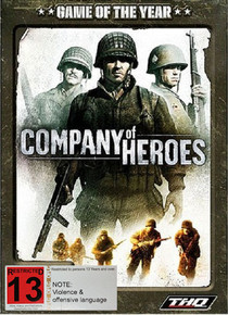 Company of Heroes: Game of the Year Edition (PC)
