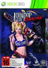 Lollipop Chainsaw (X360)