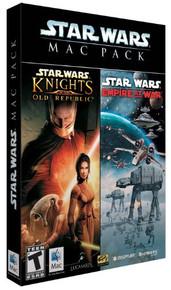 Star Wars Mac Pack: Knights Of The Old Republic & Empire At War (MAC)