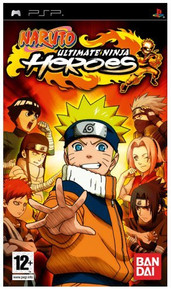 Naruto: Ultimate Ninja Heroes [Platinum] (PSP)