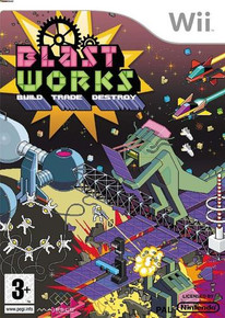 Blast Works: Build, Trade, Destroy by Majesco Int. (Wii)