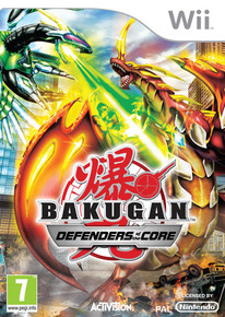 Bakugan: Battle Brawlers - Defenders of the Core (Wii)