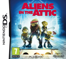 Aliens in the Attic (NDS)