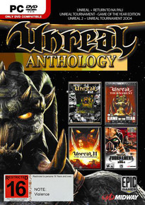 Unreal Anthology [4 Games 1] (PC)