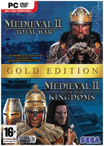 Medieval II: Total War Gold Edition (PC)