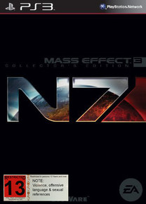 Mass Effect 3: N7 Collector's Edition (PS3)