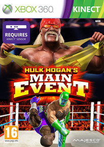 Hulk Hogan's Main Event - Kinect Required (X360)