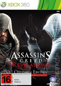 Assassin's Creed Revelations - Ottoman Edition (X360)
