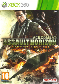 Ace Combat Assault Horizon Limited Edition (X360)