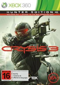 Crysis 3 Hunter Edition (X360)