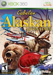 Cabela's Alaskan Adventure (X360)