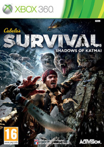 Cabela's Survival Shadows of Katmai (X360)