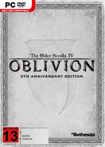 Elder Scrolls IV Oblivion 5th Anniversary Edition (PC)