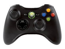 Microsoft Xbox 360 Wireless Controller Black - Refurbished