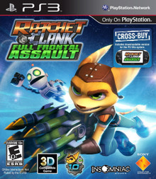 Ratchet & Clank: Full Frontal Assault (PS3)