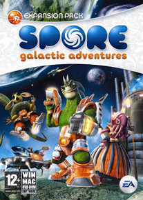 Spore: Galactic Adventures Expansion Pack (PC, Mac)