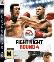 Fight Night Round 4 - Platinum Edition (PS3)
