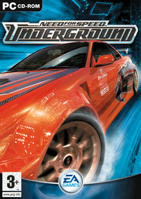 Need for Speed: Underground (PC)
