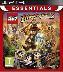 LEGO Indiana Jones 2: The Adventure Continues Essentials (PS3)