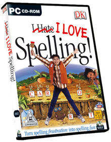 I Love Spelling (PC)