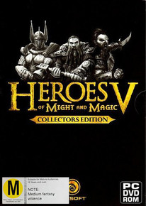 Heroes of Might and Magic V - Collector's Edition (PC)