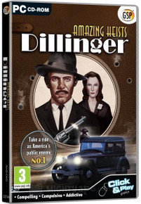 Amazing Heists: Dillinger (PC)
