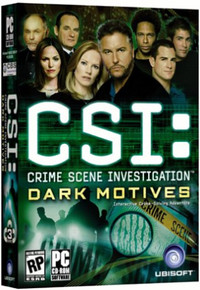 CSI: Crime Scene Investigation - Dark Motives (PC)