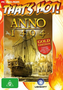 Anno 1404 Gold Edition (PC)