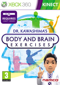 Dr Kawashima's Brain and Body Exercises for Kinect (X360)