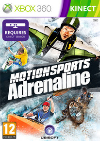 MotionSports Adrenaline (X360)