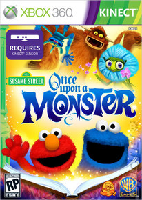 Sesame Street Once Upon A Monster (X360)