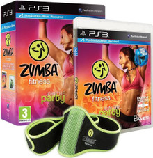 Zumba Fitness With Fitness Belt (PS3)