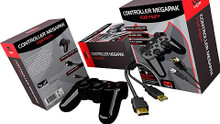 Gioteck Gaming Megapack (Including Controller, HDMI Cable, Charge Cable & Triggers)