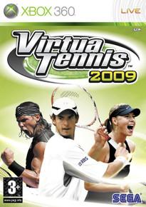 Virtua Tennis 2009 (X360)